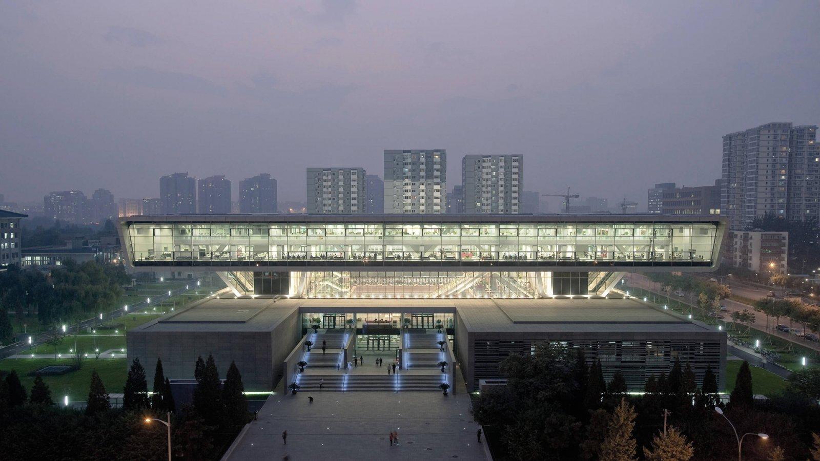 Chinesische Nationalbibliothek