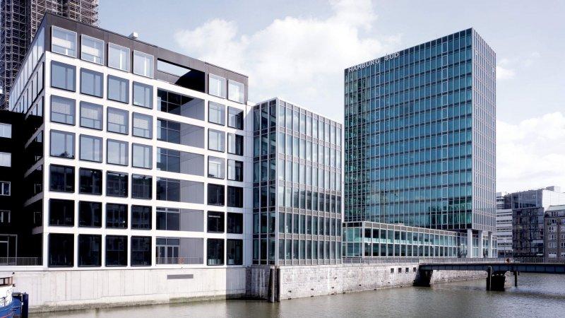 Hauptverwaltung Hamburg Süd